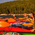Group Kayak Skopelos