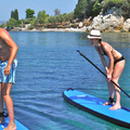 Paddle Board Greece