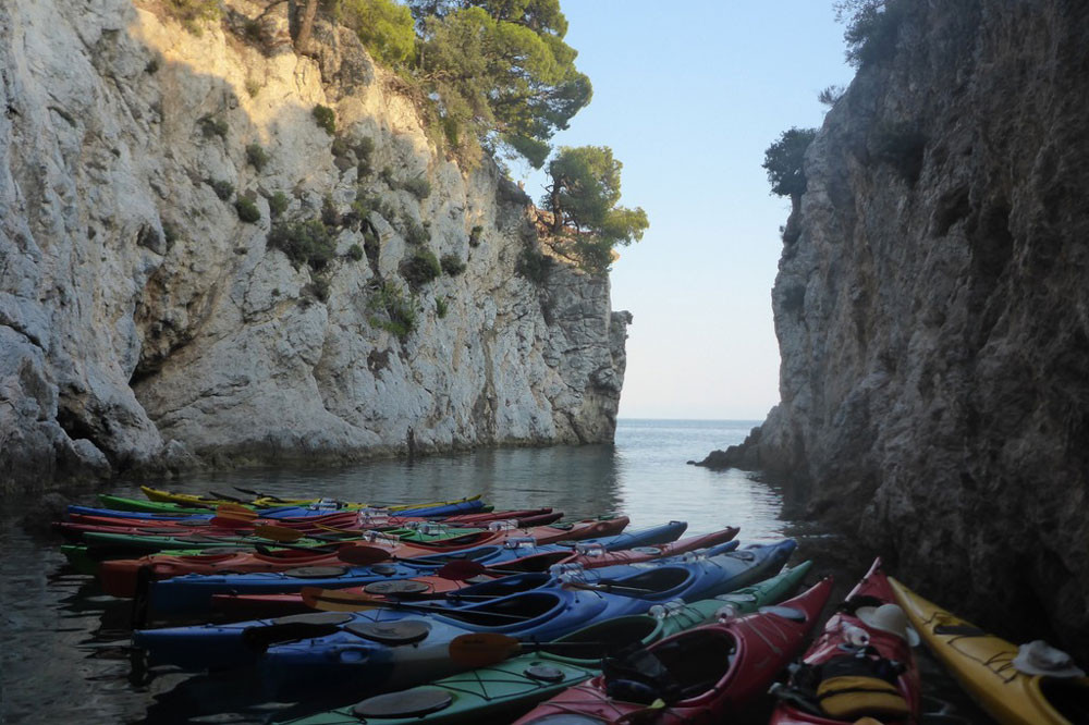 Sea Kayak Skopelos